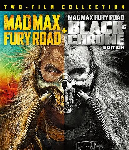 マッドマックス 怒りのデス・ロード <ブラック&クローム>エディション Blu-ray(2枚組)(初回限定生産)【Blu-ray】 [ トム・ハーディー ]