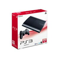 PlayStation3250GBチャコール・ブラック