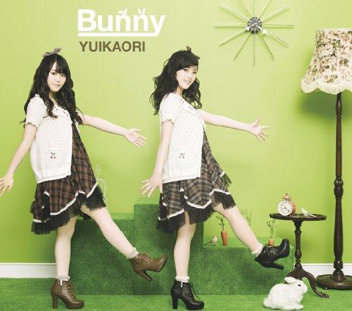 Bunny(CD+Blu-ray) [ ゆいかおり ]の商品画像