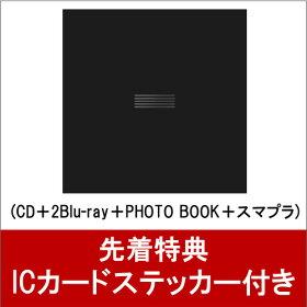 【先着特典】タイトル未定 (CD+2Blu-ray+PHOTO BOOK+スマプラ) -DELUXE EDITION- (ICカードステッカー付き)