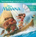 Moana Read-Along Storybook & CD MOANA READ-ALONG STORYBK & CD (Read-Along Storybook and CD) [ Disney Storybook Art Team ]