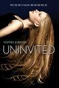 Uninvited UNINVITED (Uninvited) [ Sophie Jordan ]