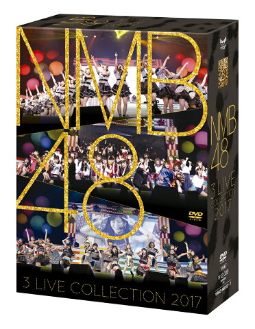 NMB48 3 LIVE COLLECTION 2017 [ NMB48 ]