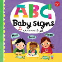 ABC for Me: ABC Baby Signs: Le...