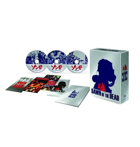 ゾンビ 製作35周年記念究極版ブルーレイBOX【Blu-ray】 [ ケン・フォリー ]