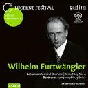 1953年ルツェルンのフルトヴェングラー ヴィルヘルム フルトヴェングラー ルツェルン祝祭管弦楽団