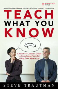 Teach_What_You_Know��_A_Practic