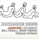 【輸入盤】December Song [ Jakob Bro ]