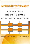 Improving Performance: How to Manage the White Space on the Organization Chart [ Geary A. Rummler ]