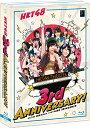 HKT48 3周年3days+HKT48劇場 3周年記念特別公演【Blu-ray】 HKT48