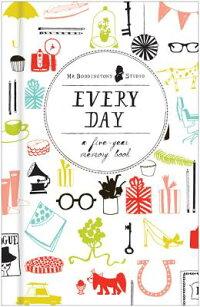 EveryDay:AFive-YearMemoryBook[MRBoddington'sStudio]