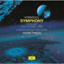 Symphony - コルンゴルト:交響曲嬰ヘ長調/組曲≪空騒ぎ≫ [ アンドレ・プレヴィン ]