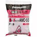 Panasonic 交換用 紙パック(M型Vタイプ)(5枚入り) AMC-S5