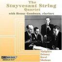 其它 - 【輸入盤】Rendezvous: B.goodman(Cl) Stuyvesant Sq +debussy, Ravel, Malipiero: String Quartet [ Shulman , Alan (1915-2002) ]
