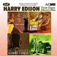 ��͢���ס�ThreeClassicAlbums...plus[HarryEdison]