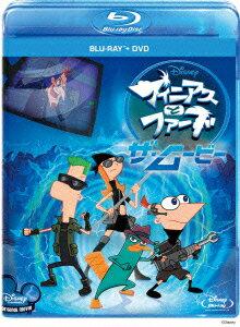 フィニアスとファーブ/ザ・ムービー ブルーレイ+DVDセット【Blu-ray】 【Disn…...:book:15849639