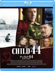 チャイルド44 森に消えた子供たち【Blu-ray】 [ トム・ハーディ ]