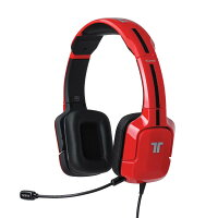 TRITTON クナイ ユニバーサル ステレオ ヘッドセット レッド (PlayStation 4/PlayStation 3/Xbox 360/Wii U/PlayStation Vita/Nintendo 3DS)