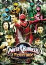 POWER RANGERS MYSTIC FORCE DVD-BOX 1 [ 八手三郎 ]