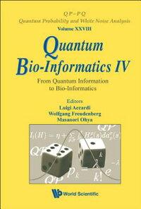 QuantumBio-InformaticsIV:FromQuantumInformationtoBio-Informatics[L.Accardi]