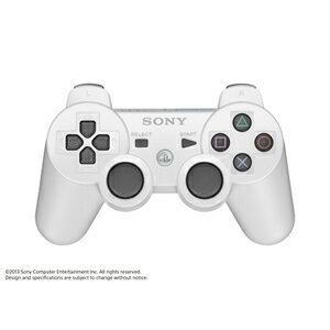 ワイヤレスコントローラ (DUALSHOCK 3) PlayStation Vita TV edition (White)