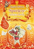 闪闪发光的花仙子贴纸书[Flower Fairies Sparkly Sticker Book [ Cicely Mary Barker ]]