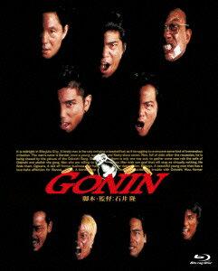 GONIN【Blu-ray】 [ 佐藤浩市 ]...:book:17460530