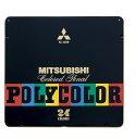 色鉛筆 ポリカラー 7500 24色 K750024C K750024C (文具(Stationer
