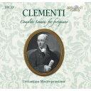 其它 - 【輸入盤】 ソナタ全集 マストロプリミアーノ(フォルテピアノ)(18CD) [ クレメンティ(1752-1832) ]