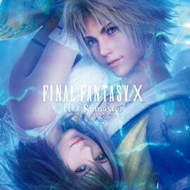 FINAL FANTASY 10 HD Remaster Original Soundtrack�ڱ����ե���ȥ�/Blu-ray Disc Music�ۡ�Blu-ray��