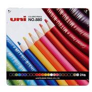色鉛筆 24色セット