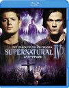 SUPERNATURAL 4 スーパーナチュラル <フォース・シーズン> コンプリート・セット【Blu-ray】 [ ジャレッド・パダレッキ ]