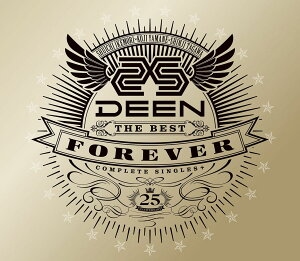 DEEN The Best FOREVER 〜Complete Singles+〜 (初回