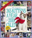 365 KITTENS-A-YEAR C...