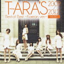 T-ARA's Best of Best 2009-2012 〜Korean ver.〜【MUSIC】 [ T-ARA ]
