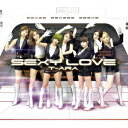 Sexy Love(Japanese ver.)(初回限定盤A CD+DVD) [ T-ARA ]