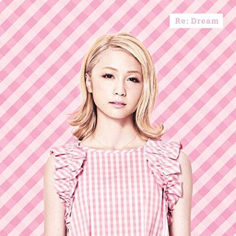Re: Dream (CD+DVD) [ Dream Ami ]