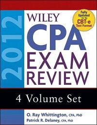 WileyCPAExamReview2012,4-VolumeSet