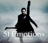 51 Emotions -the best for the future- (初回限定盤 3CD+DVD)
