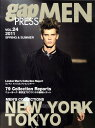gap PRESS MEN(24(2011 Spring)