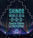 SHINee WORLD 2016��D��D��D�� Special Edition in TOKYO(�̾���)��Blu-ray��