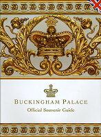 Buckingham palace offi souvenir guide p