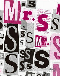 "Mr.S ""saikou de saikou no CONCERT TOUR"" 【Blu-ray】 [ <strong>SMAP</strong> ]"