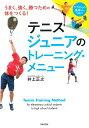 テニス ジュニアのトレーニング・メニュー うまく、強く、勝つ...