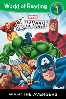 These Are the Avengers L...の商品画像