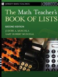 The_Math_Teacher��s_Book_of_Lis