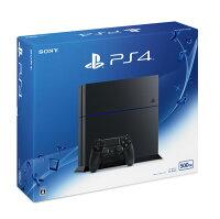 PlayStation 4 ジェット・ブラック CUH-1200AB01