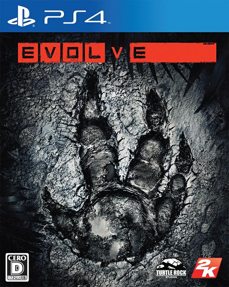 【予約】Evolve PS4版