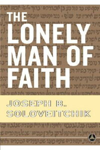 The_Lonely_Man_of_Faith��