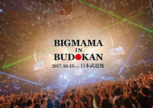 BIGMAMA in BUDOKAN【Blu-ray】 [ BIGMAMA ]